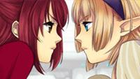 SFストーリーの美少女恋愛アドベンチャーゲーム!「恋愛主義 ユークリッド・スペース」(レビュー)