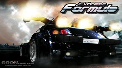 近い未来を舞台にしたスピーディなレーシングゲーム「Extreme Formula」(レビュー)