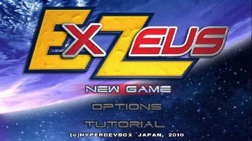 本格3Dロボシューティングゲーム「ExZeus Arcade」(レビュー)