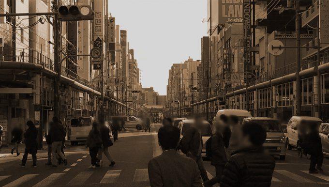 消え行く電気街 「大阪日本橋で...
