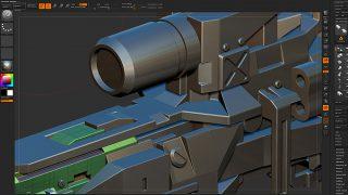 ゲーム制作の定番スカルプトツール「ZBrush」のPCスペックと機能メモ