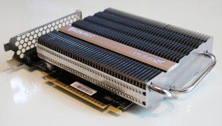 魅惑のファンレスグラフィックボードの世界「Geforce GTX 1050Ti Kalm X」