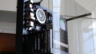 自作PCオタクは何故パソコンの中身を見せたがるのか?オープンフレームケース「Core P3」レビュー
