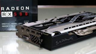 「RADEON RX 580」レビュー。マイニングだけじゃない「GTX1060」キラーの実力。ベンチマーク・ゲーム性能