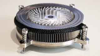 魅せるロープロファイル対応CPUクーラー「Engine 27」レビュー。K付きは「Engine 37」、低TDP CPUは「Engine 17」で対応