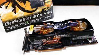 2018年の「Geforce GTX 480」レビュー。8年目のハイエンドGPUから2024年のGTX1080の姿を探る