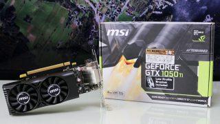 低価格でも快適ゲーミング「GeForce GTX 1050 Ti」レビュー。補助電源不要で多彩なバリエーションを持つGPUの性能