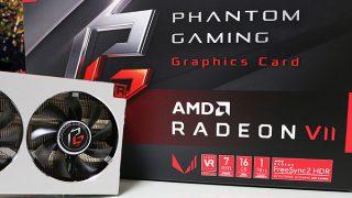 VRAM16GBの衝撃「Radeon VII」レビュー。NVIDIAを猛追するAMD最強GPUのゲーミング性能をベンチマーク