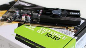 こいつ意外と動くぞ 「Geforce GT 1030」レビュー 低価格・低消費電力の最新GPU搭載グラフィックボード